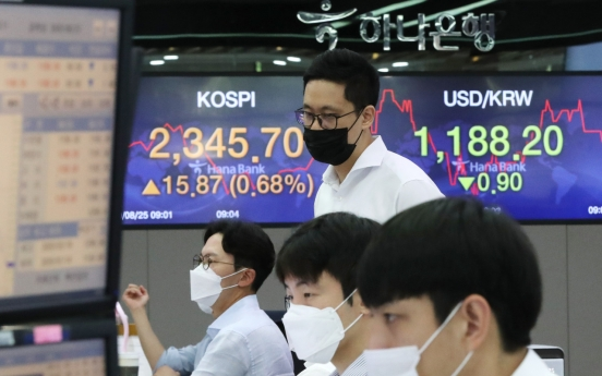 Seoul stocks open higher on vaccine hopes