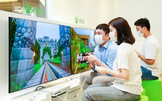 MS opens experience center in Seoul