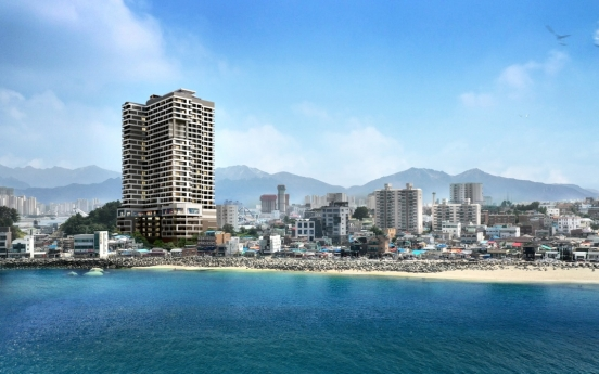HDC begins presales of serviced apartments in Sokcho