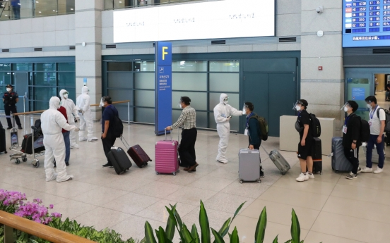 S. Korea to airlift more nationals from virus-hit Iraq next week