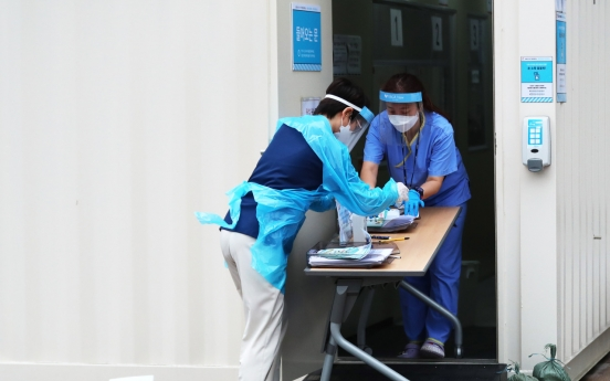 S. Korea reports 371 more COVID-19 cases, Level 2 social distancing extended by another week