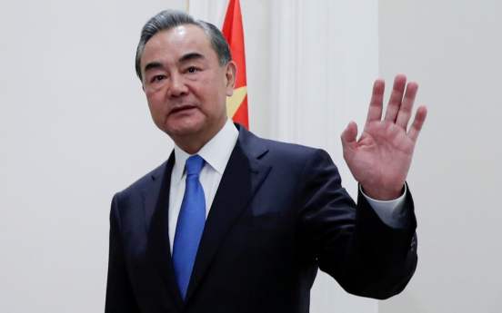 Beijing says US officials have 'lost their minds' over China