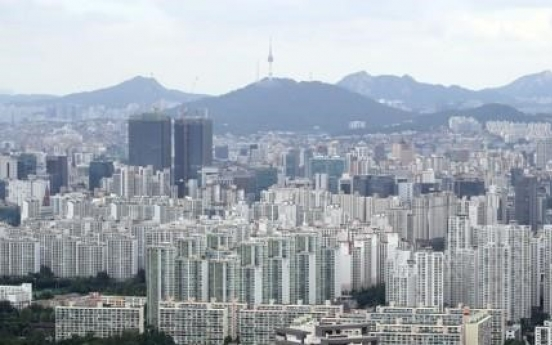 Large-sized apartment prices in Seoul surpasses W2b mark