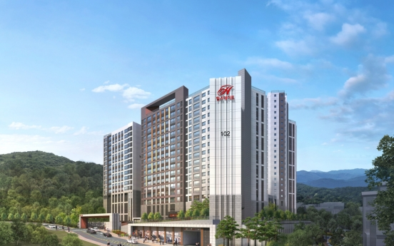 Hyundai E&C to start distributing first Hill State apartments in Gyeonggi Province in September