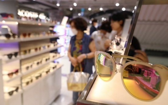 [Photo News] Luxury goods sales surge