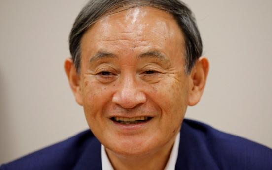 Japan's Suga hopes to succeed PM Abe, race heats up: media