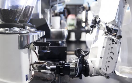 [Future of Plastic Cards] Through human-robot collaboration, Hyundai Card seeks digital transformation