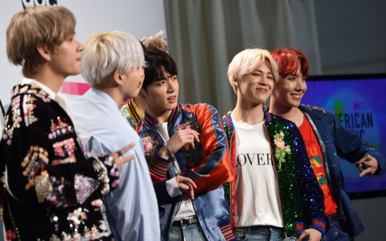 [News Focus] BTS rewrites K-pop history with song that wasn't even supposed to happen