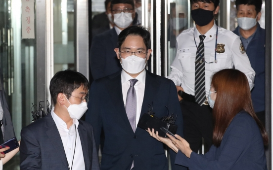 [Newsmaker] Samsung heir Lee Jae-yong indicted in merger probe
