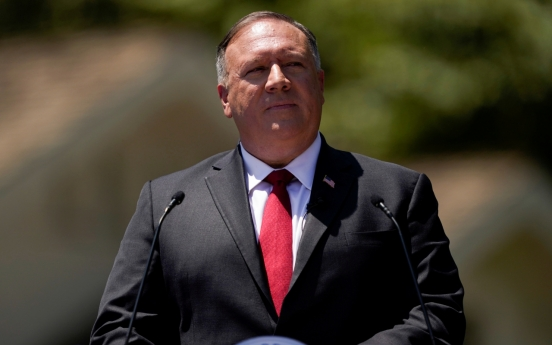 Pompeo says S. Korea and other allies will unite against China