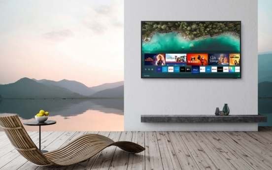 Samsung tops global TV and video streaming device market in Q1: report