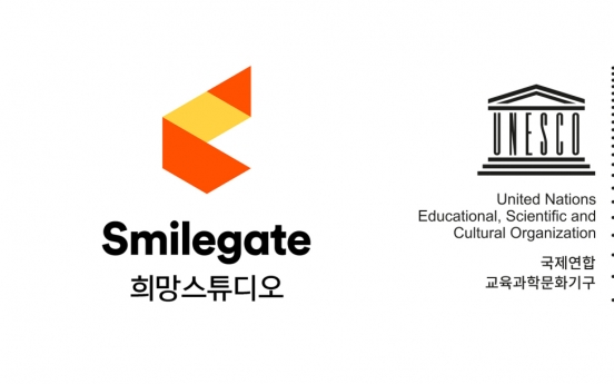 Smilegate, UNESCO to support children's education campaign in South Asia