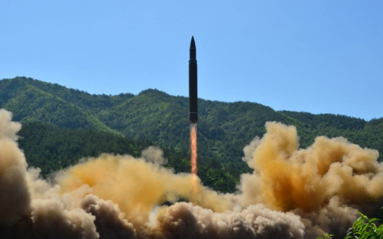 [News Focus] US officials, experts raise concern on NK's ramping up in ICBMs