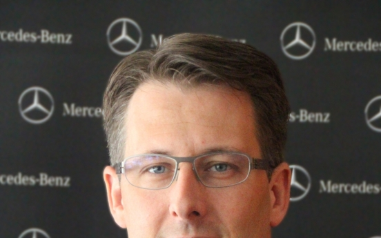 Mercedes-Benz Korea appoints Thomas Klein as new president and CEO
