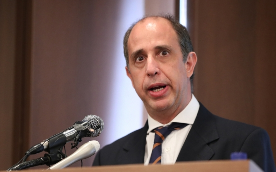 UN special rapporteur calls for N. Korea's release of political prisoners