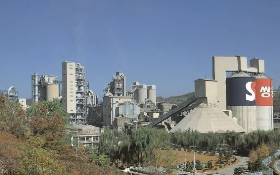 Sign of an exit? Hahn & Co. moves to reduce Ssangyong Cement capital