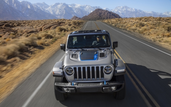 FCA unveils PHEV Wrangler 4xe, All-New Grand Wagoneer