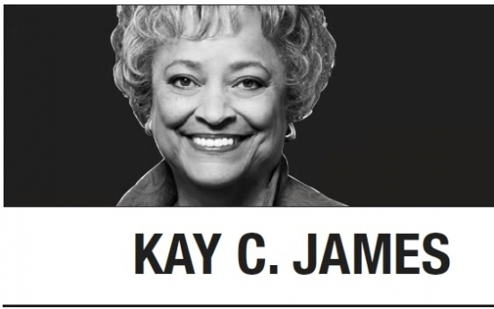 [Kay C. James] We must educate future generations on myths and realities of socialism
