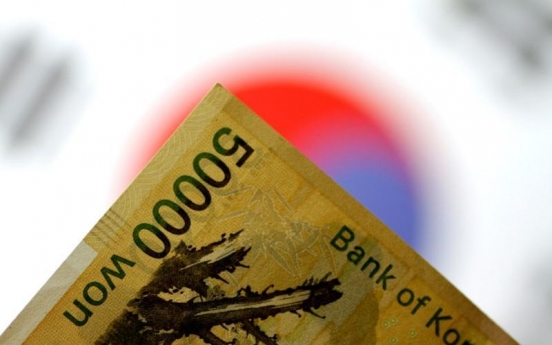 Idle money in S. Korea surpasses W1,200tr mark