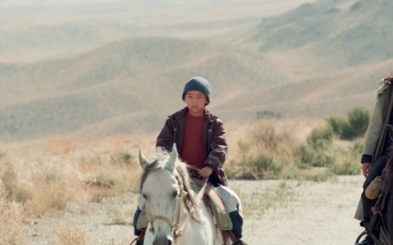Bringing Central Asia on screen in Seoul