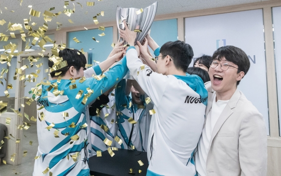 DWG stomps DRX to win LCK, sets their eyes on Worlds
