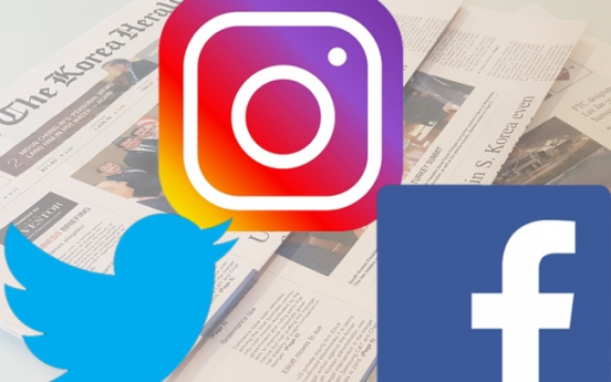 Korea's social media penetration rate ranks third in world