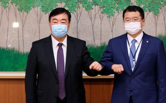 Vice FM Choi meets Chinese, Japanese ambassadors amid Sino-US rivalry, looming leadership change in Japan