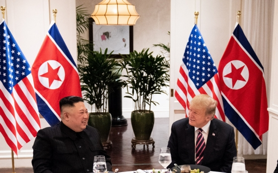 Trump denies viewing 'love letters' from N. Korea's Kim just as such