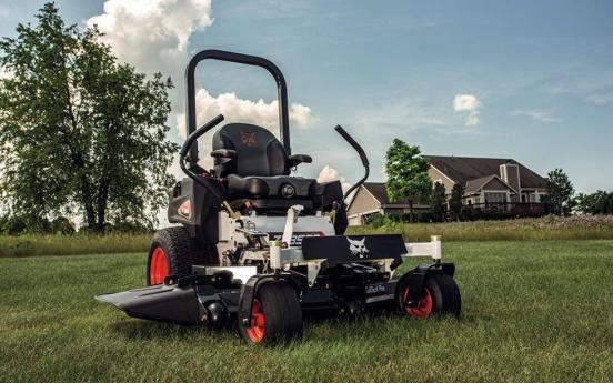 Doosan Bobcat releases new mowers in N. American market