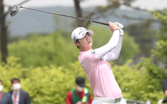 'Nervous' Park Sung-hyun among dozen S. Koreans in field for LPGA season's 2nd major