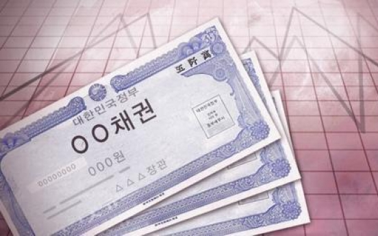 S. Korean bond sales dip 7.2% in Aug.