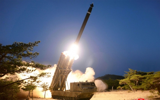 Resumption of N. Korean weapons testing only matter of time: US expert