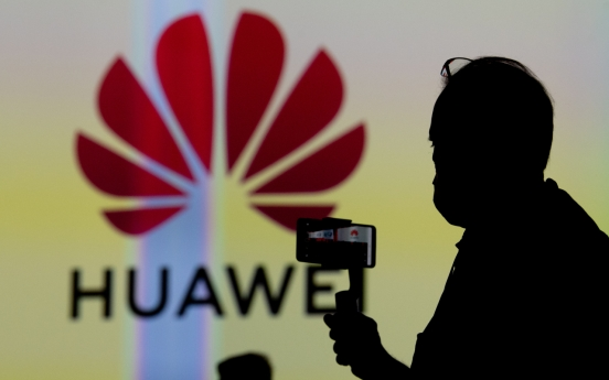 Korean tech industry braces for new US sanction on Huawei