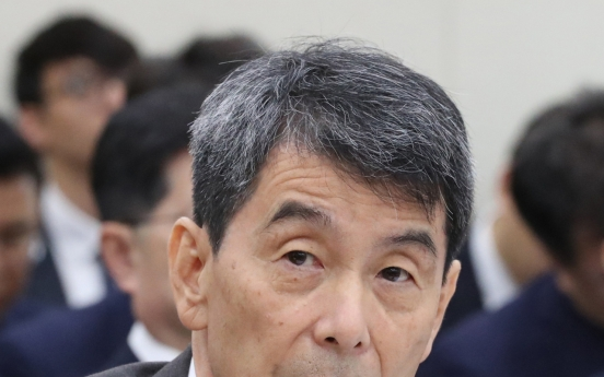 KDB chief wins 2nd term amid looming collapse of Asiana deal