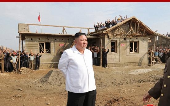 N. Korea struggles with antivirus effort amid flood recovery