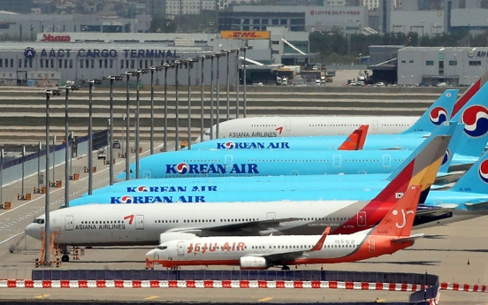 S. Korea, China to run temporary air routes
