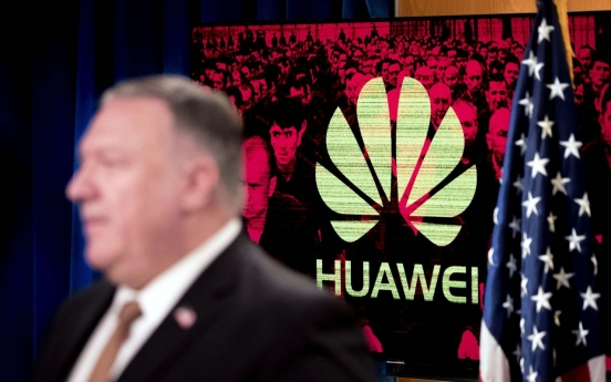 US sanctions on Huawei feared to hit S. Korean chip exports to China