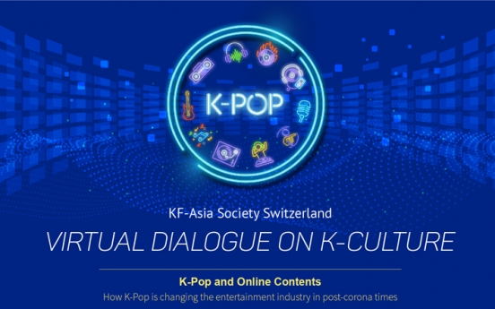 KF to look into role of K-pop in post-COVID-19 era