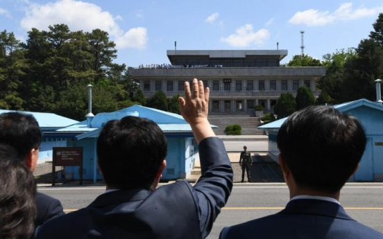 Unification minister to visit Panmunjom this week