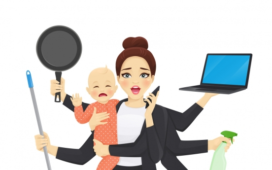 Over half of working parents consider quitting over child care issues