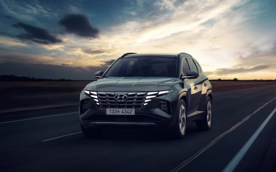 Hyundai Motor launches all-new Tucson