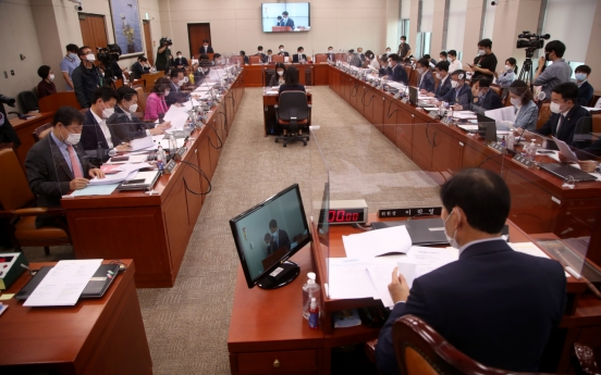 Parties agree to deal with coronavirus extra budget bill next week