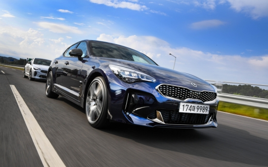[Behind the Wheel] Kia Stinger returns with more power, technology