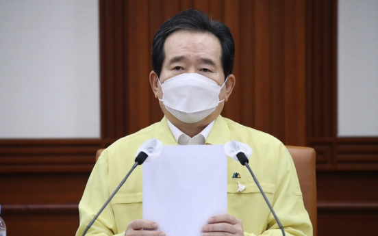 PM warns of stern response against mass Oct. 3 rallies amid pandemic