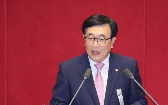 Opposition politicians eye Busan mayoral seat