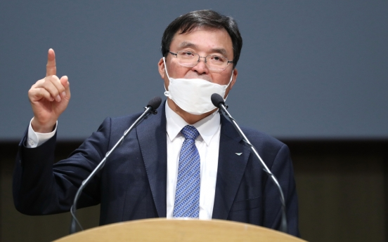 Head of Incheon Airport refuses to resign despite pressure