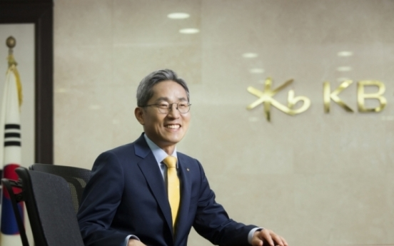 KB Financial chairman likely to serve another 3-year term