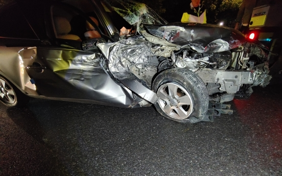 8 out of 10 S. Koreans support heavier penalty for passengers abetting drunk driving: poll