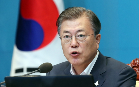 Moon to meet Buddhist leaders over coronavirus response