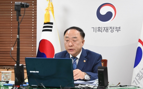 Coronavirus pandemic accelerates digital transformation: finance minister